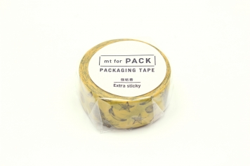 mt for PACK yellow fruits[幅25mm×15m]