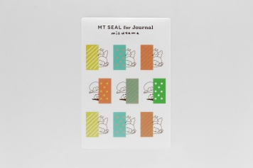 mt×Journal展mt seal Journal mizutama・ひょっこり横