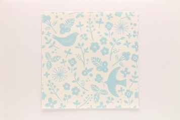 壁用 mt CASA SHEET 230mm birds and flowers (1枚入)