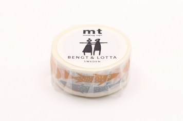 mt×BENGT&LOTTA fish