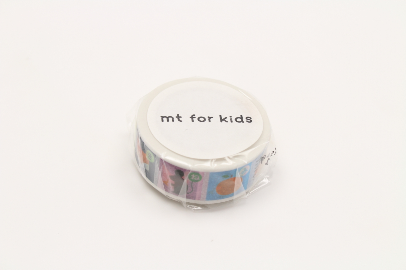 mt for kids しりとり