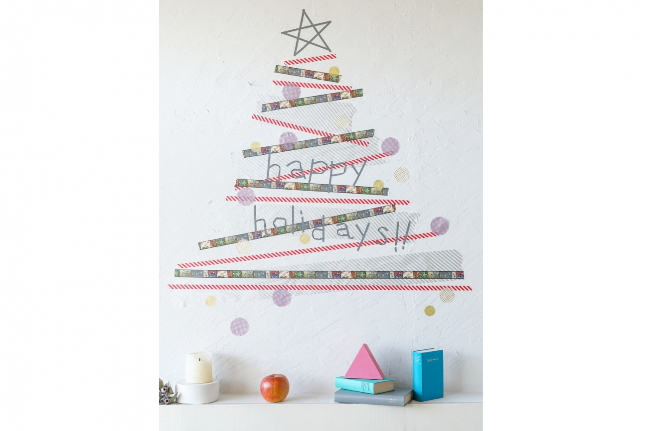 mt wall deco tree kit A