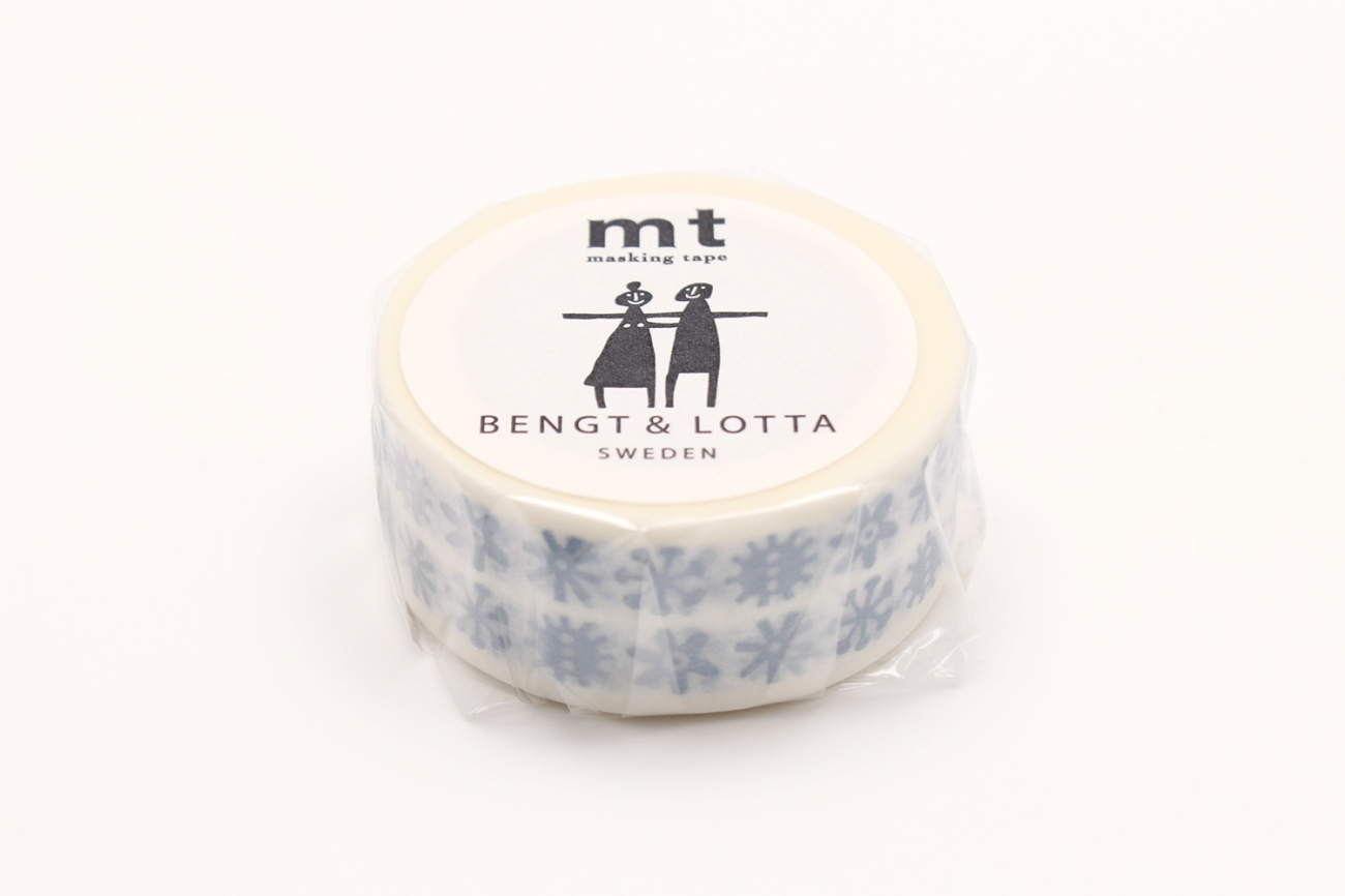 mt×BENGT&LOTTA flower