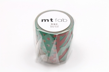 mt fab 型抜き color&pattern block
