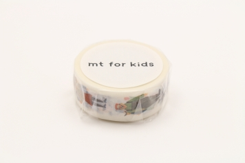 mt for kids work・ひと