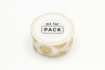 mt for PACK ドット・金