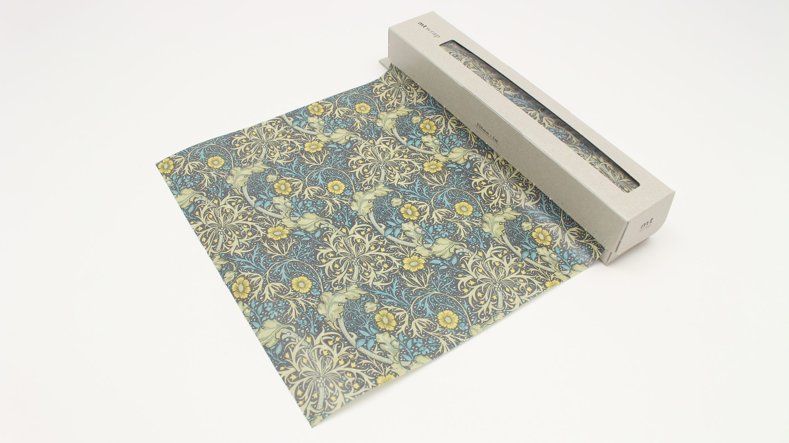 mt wrap William Morris Seaweed