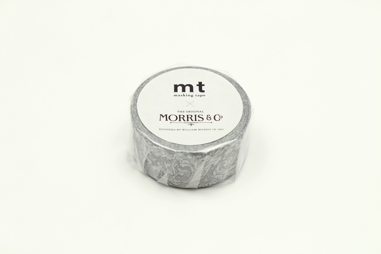 mt×Morris&co.Pure Bachelors Button Stone/Linen